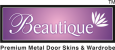 Beautique - Premium Metal Door Skins & Wardrobe